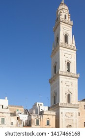 Cathedral of Saint Mary in Lecce, Italy