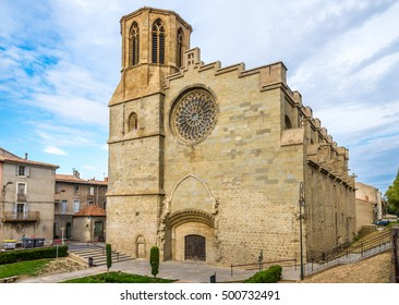 Cathedral Saint Michel of Carcassonne in France