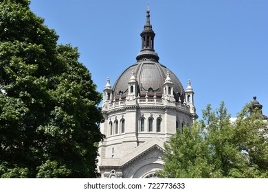 Cathedral of Saint Paul in Minnesota