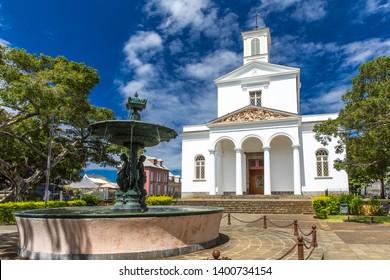 Cathedral of Saint-Denis, La Réunion
