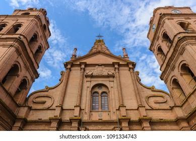Catedral de San Lorenzo, Santa Cruz de la Sierra, Bolivia