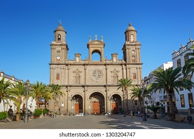 Cathedral of Santa Ana, Las Palmas, Gran Canaria, Canary islands