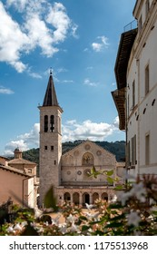 The Cathedral of Santa Maria Assunta is the main place of Catholic worship in the city of Spoleto, the mother church of the Archdiocese of Spoleto-Norcia.