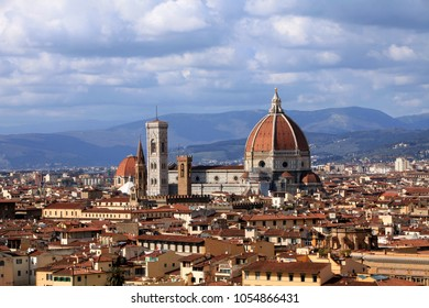 Cathedral of Santa Maria del Fiore , Florence, Italy