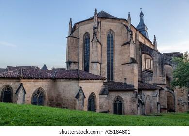 Cathedral of Sarlat-la-Caneda, France