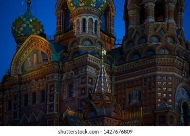 Cathedral of the savior on blood, Saint Petersburg