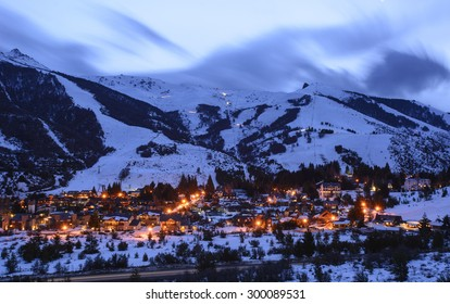 Cathedral Ski Resort, Bariloche, Argentina.