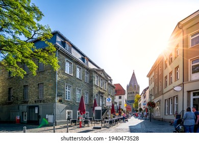 Cathedral in Soest, Nordrhein-Westfalen, Germany