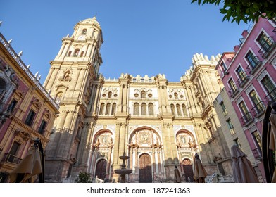 Malaga�´s Cathedral, Spain