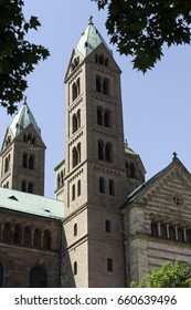 Cathedral in Speyer, Germany