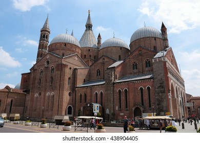 Cathedral of St. Anthony, Padova Italy, 25 may 2016