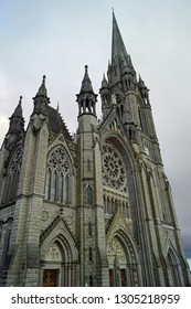 The Cathedral of St. Colman, usually called in Cobh Cathedral, is a Roman Catholic cathedral in Cobh, Ireland.