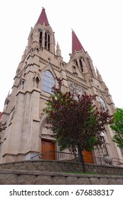 Cathedral of St. Helena has been a landmark in Montana's capital city since 1914.