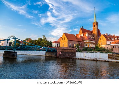 Cathedral of St. John in Wroclaw, Poland