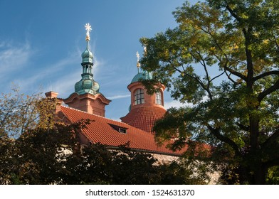 Cathedral of St Lawrence, Prague