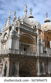 Cathedral of St. Mark in Venice