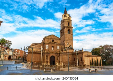 Cathedral of St. Mary in Calahorra, Spain
