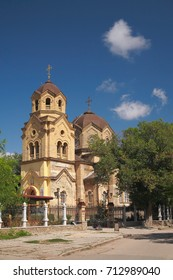 Cathedral of St. Prophet Elijah in Yevpatoria, Crimea