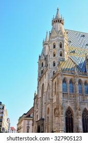 Cathedral of St. Stephen Vienna, Austria