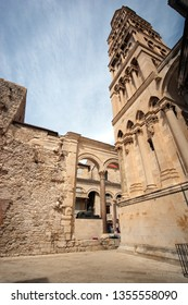 The Cathedral of St.Domnius in Split. Croatia