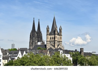 Cathedral St.Martin Cologne (Germany)