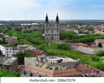 Cathedral  in Subotica
