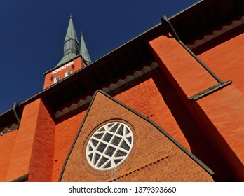 Växjö Cathedral, Sweden.