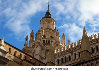 Cathedral of Tarazona (Zaragoza, Spain)