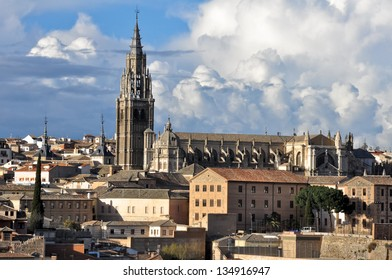 Cathedral of Toledo (Spain)
