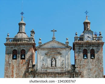 Cathedral Towers in Viseu