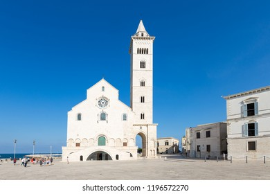 Cathedral of Trani in Puglia, Italy