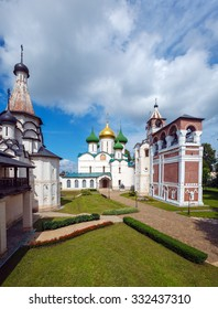 Cathedral of Transfiguration of the Saviour, Monastery of Saint Euthymius, Suzdal, Russia