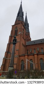 Cathedral of Uppsala, Sweden