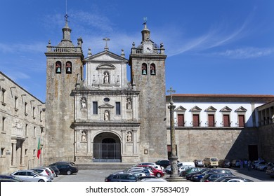 Cathedral in Viseu, Portugal