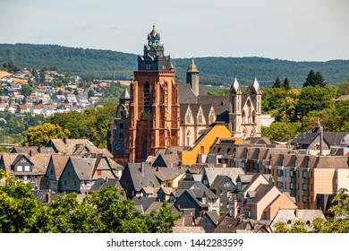 Cathedral at Wetzlar an der Lahn, Germany