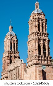 Cathedral of Zacatecas (Mexico)