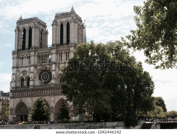 Cathedrals France Stock Photo (Edit Now) 1042446142