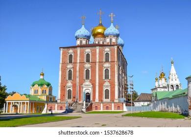 Cathedrals of the Ryazan Kremlin