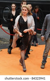 """Catherine Deneuve arrives for the screening of """"Potiche"""" at the BFI, South Bank, London. 06/15/2011  Picture by: Steve Vas / Featureflash"""