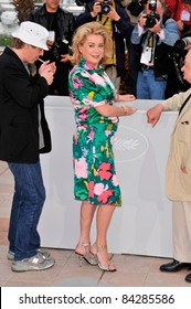 """Catherine Deneuve at the photocall for her new movie """"Un Conte de Noel"""" (""""A Christmas Tale"""") at the 61st Annual Cannes Film Festival. May 16, 2008  Cannes, France. Picture: Paul Smith / Featureflash"""
