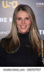 "Catherine Oxenberg at USA Network and Moth present ""A More Perfect Union: Sories of Prejudice and Power,""  Pacific Design Center, Los Angeles, CA 02-15-12"