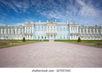 Catherine Palace,  St. Peters-burg, Russia