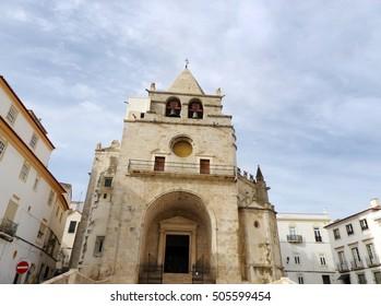 catholic cathedral in Elvas - Portugal