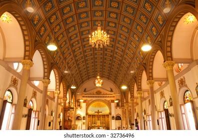 Catholic church in Bangkok, Thailand