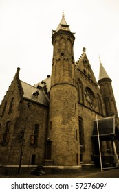 Catholic church in Hague