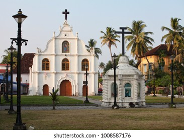 Catholic church, Kochi, Kerala