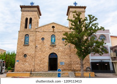Catholic church in Nogales, Sonora State, Mexico