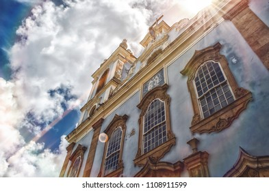 Catholic Church - Salvador - Bahia . Brazil