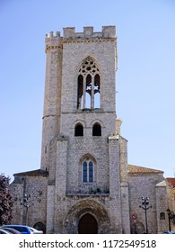 Catholic Church of San Miguel in Palencia Spain