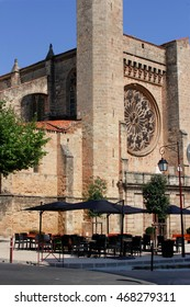 a Catholic church in southern France in the city